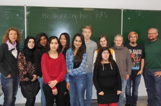 Rudolf koch schule gymnasium der stadt offenbach foto for Koch offenbach